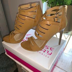 Chinese laundry high heel sandal